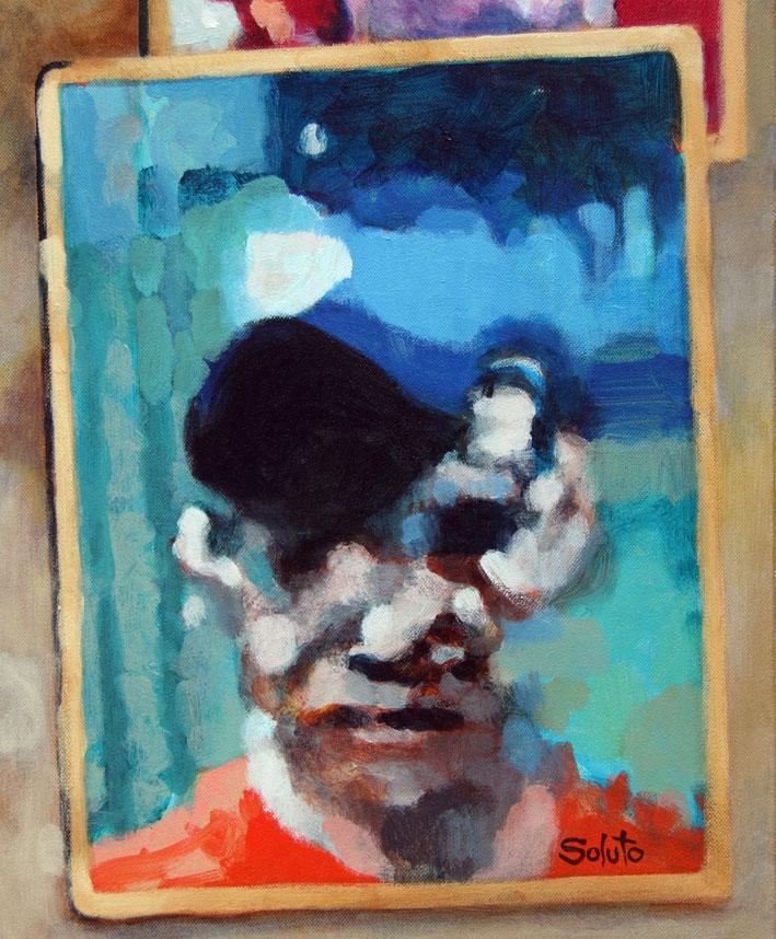 Soluto rimbaud chenapan peinture dessin voyage