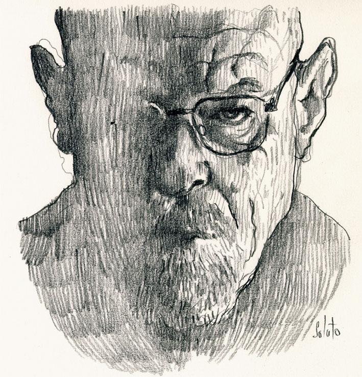 Soluto Walter White Heisenberg croquis peinture dessin