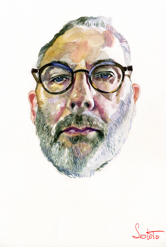 aquarelle satellite brindeau portraits watercolor soluto