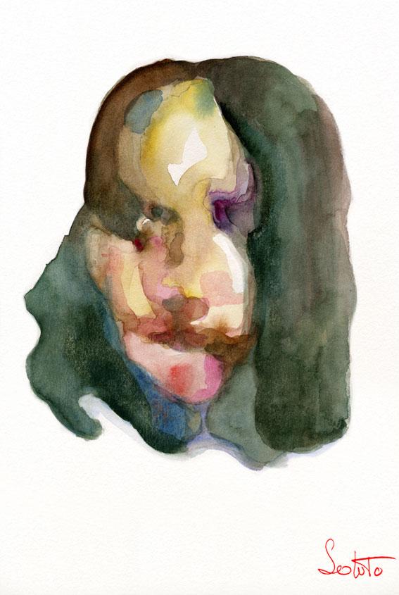 aquarelle portraits le havre soluto