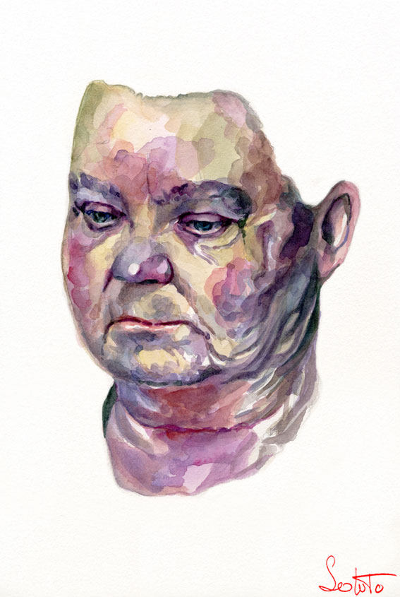 aquarelle Dolores Avery dolores avery portraits watercolor soluto