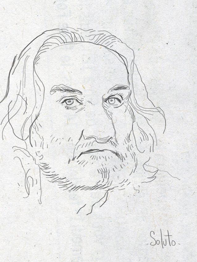 beigbeder, encre de chine, dessin numerique, board, grey, painting, body, soluto dessin