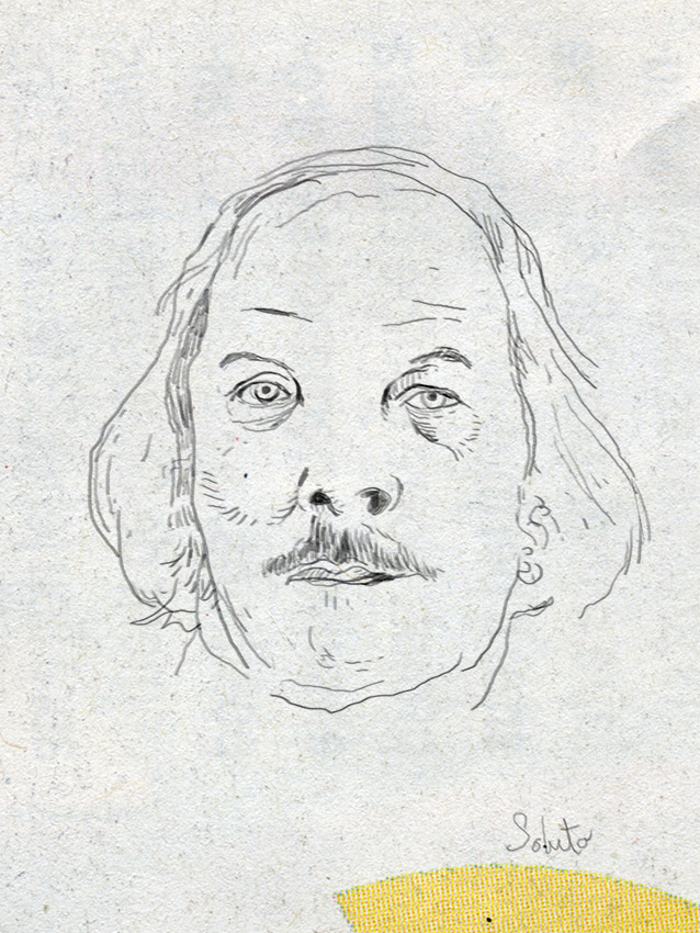 beigbeder, philippe katerine, dessin numerique, board, grey, painting, body, soluto dessin